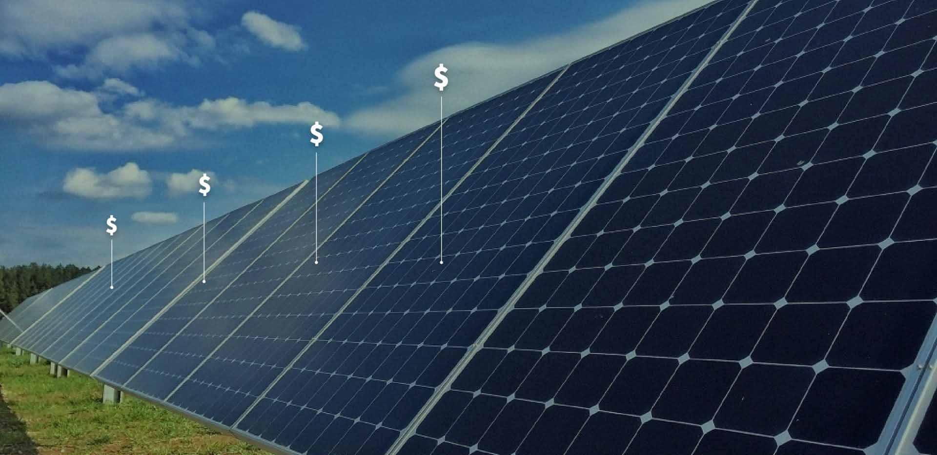 Department of energy solar panels
